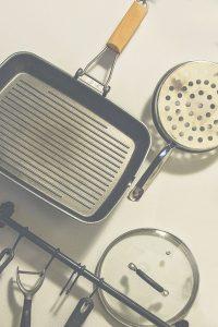 poele et casserole materiel indispensable cuisine