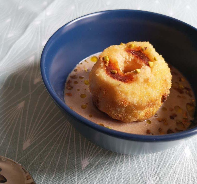 dessert a la pomme rapide et facile a réaliser