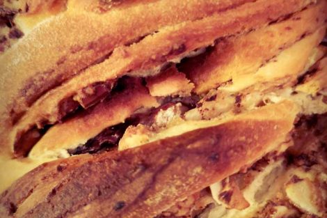 babka brioche au chocolat chataigne et amandes