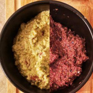 recette tapenade d'olive