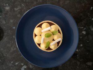 idée pour dessert de noel avec du chocolat