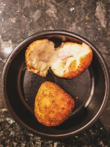 croquettes jambon fromage facile